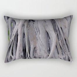 Banyan Tree Trunk Rectangular Pillow
