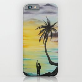 """""""Daydream""""- Surfers View Series iPhone Case"""