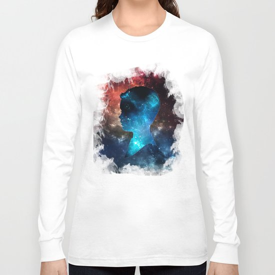 Brain Space Long Sleeve T-shirt