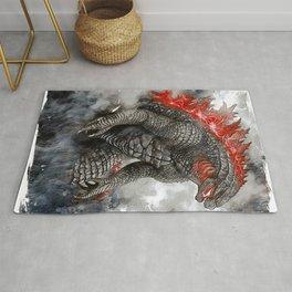 Godzilla 2 Rug