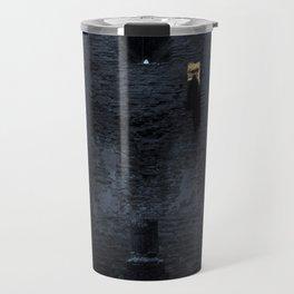 Light and dark Travel Mug