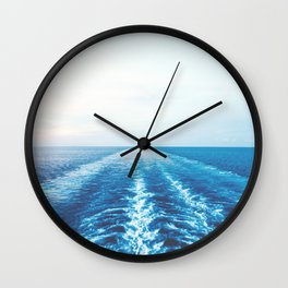 Out to Sea Wall Clock