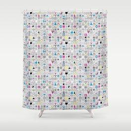 Cositas Shower Curtain