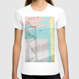 sj pop art sign T-shirt