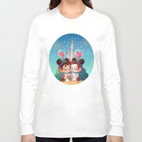 glee Long Sleeve T-shirts featuring Sweet Day by Sunshunes