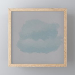 Dare to Dream - Cloud 46 of 100 Framed Mini Art Print