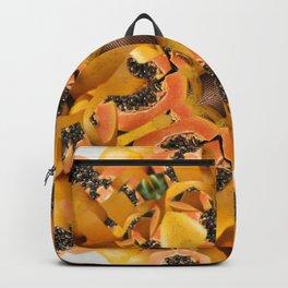 papaya mandala Backpack