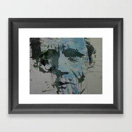 Chet - Jazz Legend Framed Art Print