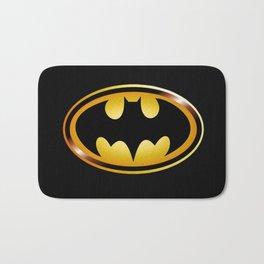 BAT - MAN Bath Mat