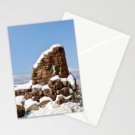 Desert View Watchtower. Grand Canyon. Arizona. USA. Stationery Cards