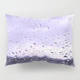 Purple Rain Pillow Sham