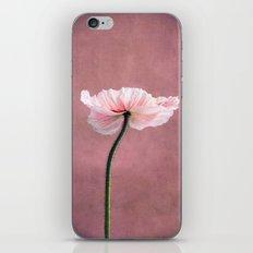 Madame Poppy iPhone & iPod Skin