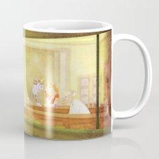 Night Unicorns V02 Mug