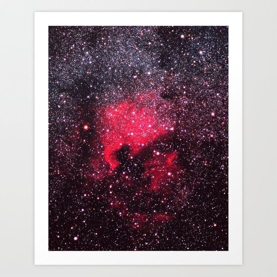 Pick A Star. Any Star. Art Print