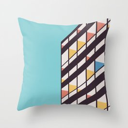 Le Corbusier Throw Pillow