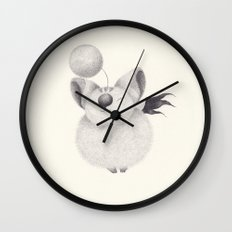 mog Wall Clock