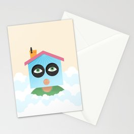 House of Birds Stationery Cards