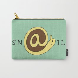 Sn@il Carry-All Pouch