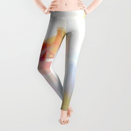 Abstract 9530 Leggings