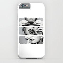 hashish iPhone Case