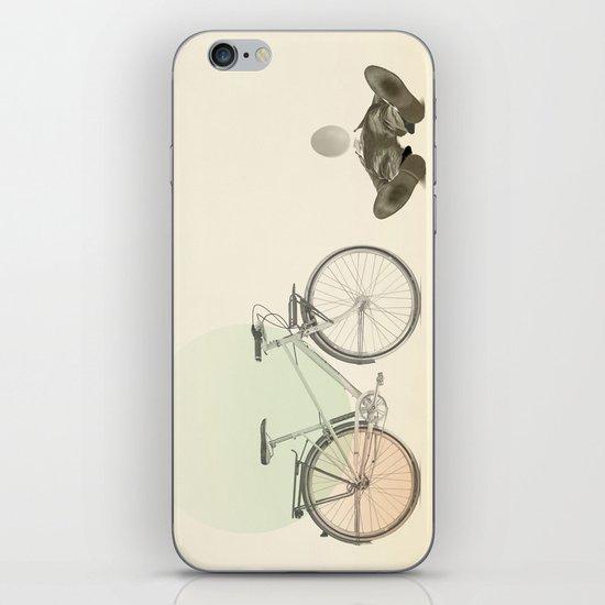bad egg iPhone & iPod Skin