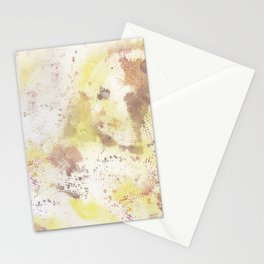 Mixed Media Abstract #2 Stationery Cards