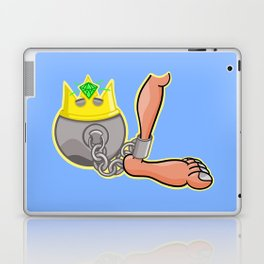 Ball and Chain Laptop & iPad Skin