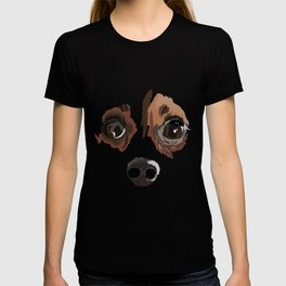 I love your little puppy face T-shirt