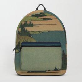 Hokusai  - Fuji Backpack