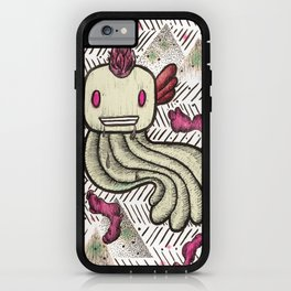 Mad Squillie iPhone Case