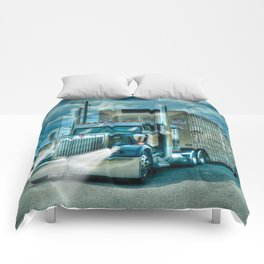 The Cattle Truck Comforters