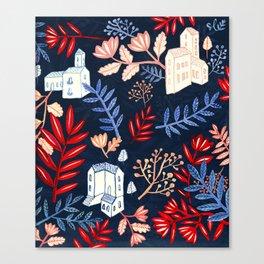 Giuliana Canvas Print