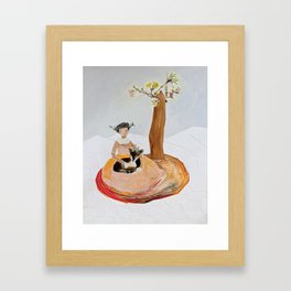 The Yearling Framed Art Print