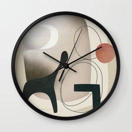 Abstract Art 19 Wall Clock