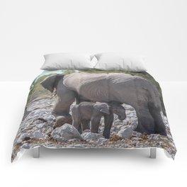 Elephant Love 6 Comforters