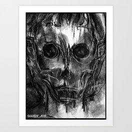 The Devil You Know Art Print