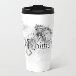 AEnima // Astrological Symbols Travel Mug