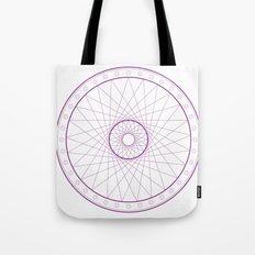 Anime Magic Circle 15 Tote Bag