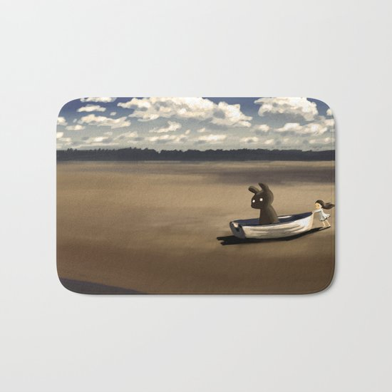 Boat Ride Bath Mat