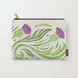Thistle - Color Carry-All Pouch
