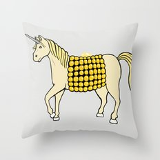 Unicorn Throw Pillow