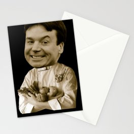 Chef Meyers Stationery Cards