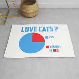 Love cats? Rug