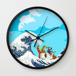 Link adventure Wall Clock