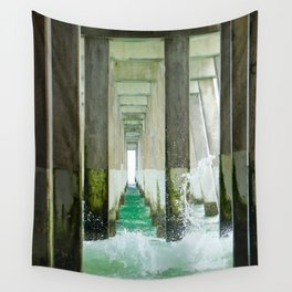 Under the Pier Wall Tapestry