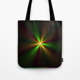 Abstract perfection - Spectrum Tote Bag