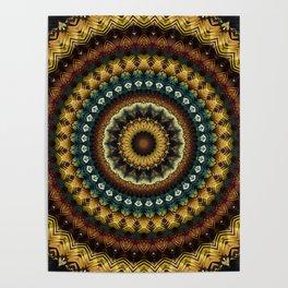 Mandala 217 Poster
