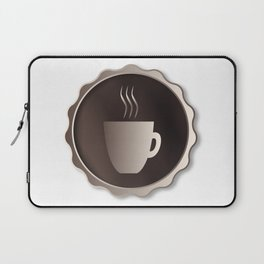 Coffee Sign Laptop Sleeve