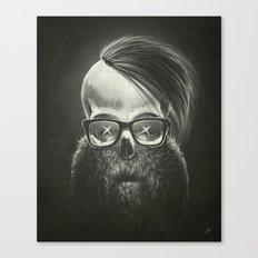 N.E.R.D. - (No-One Ever Really Dies) Canvas Print