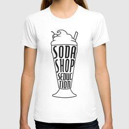 Soda Shop Seduction T-shirt